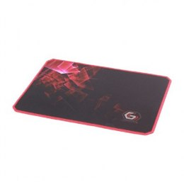 Gembird MP-GAMEPRO-M Gaming mouse pad PRO, Medium 250 x 350 x 3 mm, Black/Red