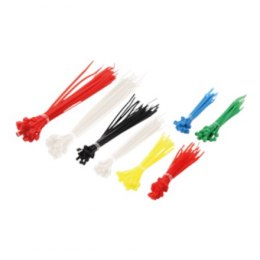Cable Tie Set, 200pcs., 3 lengths Logilink