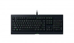 Razer Cynosa Lite Gaming keyboard, RGB LED light, US, Wired, Black