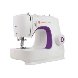 Singer Sewing Machine M3505 Number of stitches 32, Number of buttonholes 1, White