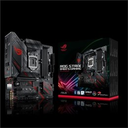 Asus ROG STRIX B460-G GAMING Memory slots 4, Processor family Intel, Micro ATX, DDR4, Processor socket LGA1200, Chipset Intel B