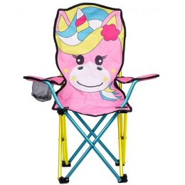 Folding chair for kids ABBEY 21DW UNICORN