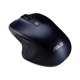 Asus MW202 2.4GHz Wireless Optical Mouse, Wireless connection, Blue
