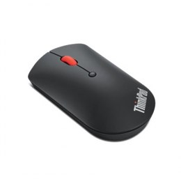 Lenovo ThinkPad Bluetooth Silent Mouse Black, Bluetooth 5.0