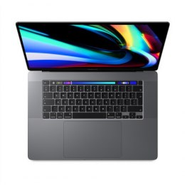 "Apple MacBook Pro Retina with Touch Bar Space Gray, 16 "", IPS, 3072 x 1920, Intel Core i7, 16 GB, DDR4, SSD 512 GB, AMD Radeon P"