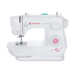 Singer Sewing Machine 3333 Fashion Mate Number of stitches 23, Number of buttonholes 1, White