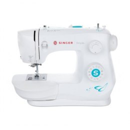 Singer Sewing Machine 3337 Fashion Mate Number of stitches 29, Number of buttonholes 1, White