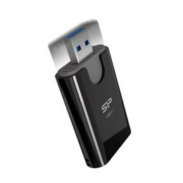 Silicon Power Combo Card Reader SD and microSD card support