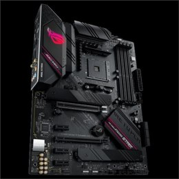 Asus ROG STRIX B550-F GAMING (WI-FI) Memory slots 4, Processor family AMD, ATX, DDR4, Processor socket AM4, Chipset AMD B