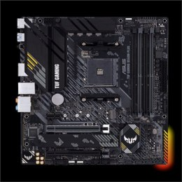 Asus TUF Gaming B550M-Plus Memory slots 4, Processor family AMD, Micro ATX, DDR4, Processor socket AM4, Chipset AMD B