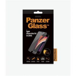 PanzerGlass Screen Protector, Apple Iphone 6/6s/7/8/SE (2020), Glass, Crystal Clear, Rounded edges