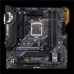 Asus GAMING B460M-PLUS Memory slots 4, Processor family Intel, Micro ATX, DDR4, Processor socket LGA1200, Chipset Intel B