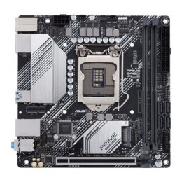Asus PRIME B460I-PLUS Memory slots 2, Processor family Intel, Mini ITX, DDR4, Processor socket LGA1200, Chipset Intel B