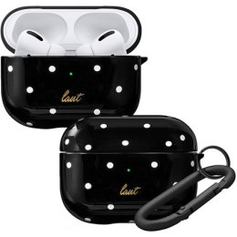 LAUT DOTTY for AirPods Pro Black, Polycarbonate, Charging Case, Apple AirPods Pro