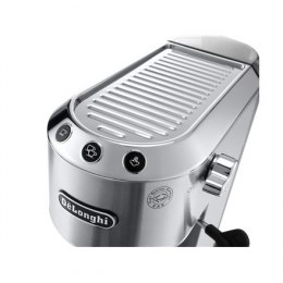 Delonghi Dedica Espresso Coffee Maker 	EC685.M Pump pressure 15 bar, Built-in milk frother, Semi-automatic, 1300 W, Inox