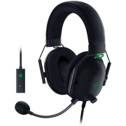 Razer Built-in microphone, Black, Wired, Gaming Headset, Blackshark V2
