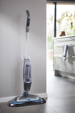 Bissell SpinWave Cordless operating, Wet cleaning, Operating time (max) 20 min, Lithium Ion, 18 V, Blue/Titanium
