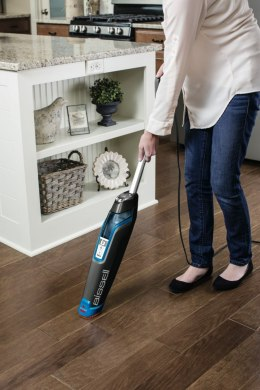 Bissell Steam Cleaner PowerFresh 1600 W, Handstick, Blue/Titanium