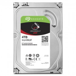 "Seagate NAS HDD IronWolf 4TB ST4000VN008 5900 RPM, 3.5 "", SATA, 64 MB"