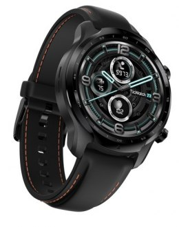 TicWatch Pro 3 GPS Smart watch, NFC, GPS (satellite), Retina AMOLED, Heart rate monitor, Waterproof, Bluetooth, 1 GB, 8 GB, Andr