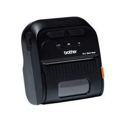 Brother Mobile Label and Receipt Printer RJ-3055WB Mono, Thermal, Wi-Fi, Black