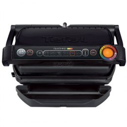 TEFAL OptiGrill+ GC712834 Contact grill, 2000 W, Black