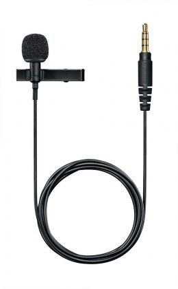 Shure MVL Lavalier Microphone for Smartphone or Tablet