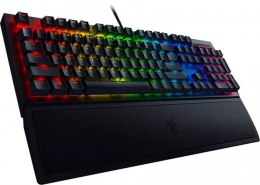Razer BlackWidow V3 Mechanical Gaming Keyboard, RGB LED light, US, Wired, Black