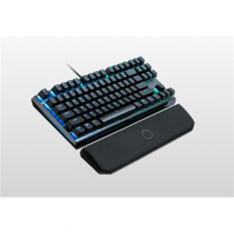 Cooler Master MK730 Gaming keyboard, Cherry MX, RGB LED light, US layout, Smoky Gunmetal Aluminum Brush, Wired, Red Switch, USB