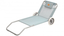 Easy Camp Pier Aqua Blue Sun Bed