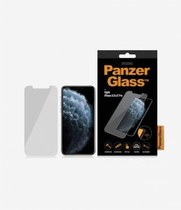 PanzerGlass 2661 Screen Protector, iPhone, X/XS, Tempered glass, Transparent