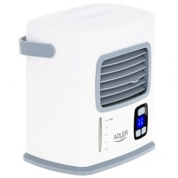 Adler Air Cooler 3in1 AD 7919 Free standing, Fan function, Number of speeds 2, White