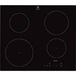 Electrolux Hob EHH6240ISK Induction, Number of burners/cooking zones 4, Black, Display,