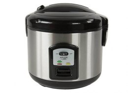Adler AD 6406 Rice cooker Adler AD 6406 1,5 L, Black, Stainless steel, Lid included