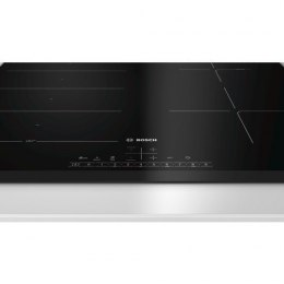 Bosch hob PXE651FC1E Induction, Number of burners/cooking zones 4, Direct touch, Timer, Black, Display