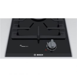 Bosch Hob with integrated control PRA3A6D70 Gas on glass, Number of burners/cooking zones 1, Black, Display