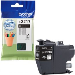 Brother LC3217BK Ink Cartridge, Black