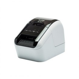 Brother QL-800 Mono, Thermal, Label Printer, Other, Black, Grey