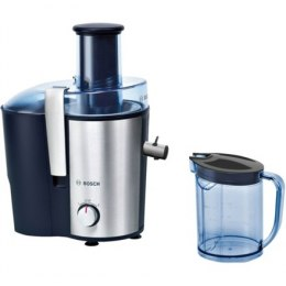 Bosch Juicer MES3500 Type Centrifugal juicer, Black/Silver, 700 W, Extra large fruit input, Number of speeds 2
