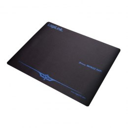 Logilink Mousepad XXL Black, Gaming mouse pad, Rubber, 400 x 3 x 300 mm