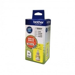 Brother BT5000Y Ink Cartridge, Yellow