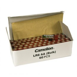 Camelion AA/LR6, Plus Alkaline, 60 pc(s)