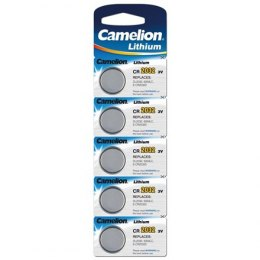 Camelion CR2032-BP5 CR2032, Lithium, 5 pc(s)