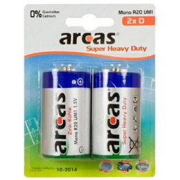 Arcas D/R20, Super Heavy Duty, 2 pc(s)