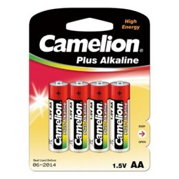 Camelion LR6-BP4 AA/LR6, Plus Alkaline, 4 pc(s)