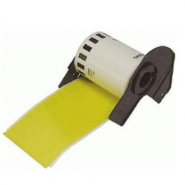 Brother DK-22606, 62mm x 15.24m yellow continuous film Brother