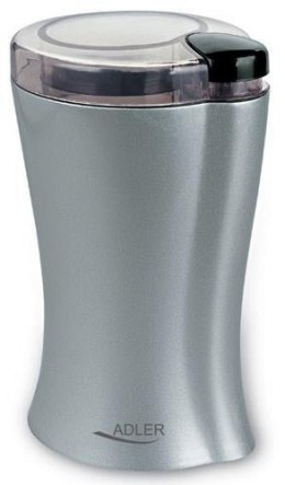 Coffee Grinder Adler AD 443 Stainless steel, 150 W, 70 g, Number of cups 8 pc(s),
