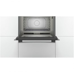 Bosch Microwave Oven COA565GS0 36 L, Grill, TouchControl; Rotary knobs; Push-pull knobs, 1000 W, Stainless steel/ black, Built-i