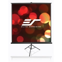 "Elite Screens Tripod/Portable Pull Up Projector Screen T92UWH Diagonal 92 "", 16:9, Viewable screen width (W) 203.2 cm, Black"