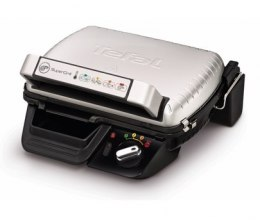 TEFAL SuperGrill Standard GC450B32 Multifunction device with 2 cooking positions: Meat grill or 180 ° barbeque., Contact grill,